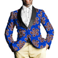 African blazer men fashion african print patchwork dashiki suit tailor made blazers custom africa clothing