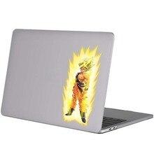 Борьба Goku Saiyan ноутбука Стикеры для наклейка на MacBook Pro Air retina 11 12 13 14 15 дюймов Аниме Mac книга кожи тетрадь