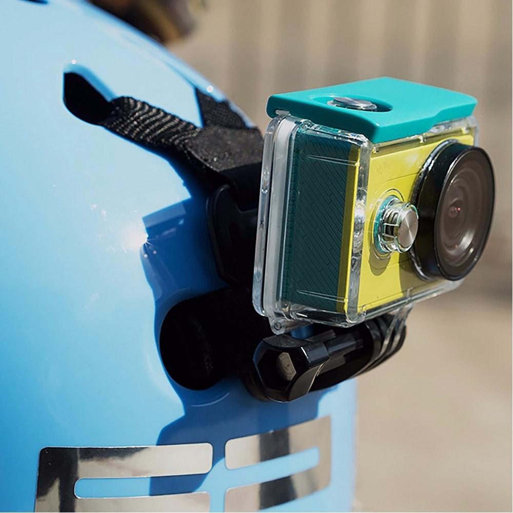 Xiaomi YI Helmet Mount for YI Action Camera  SJCAM Camera  Gopro Camera 5