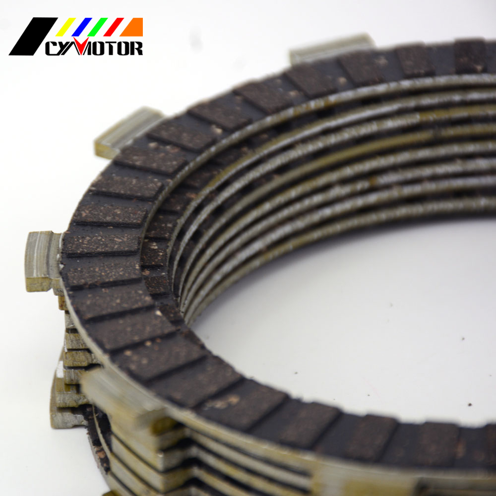 For Honda CBR 600 F 2000 Steel Clutch Plate Set