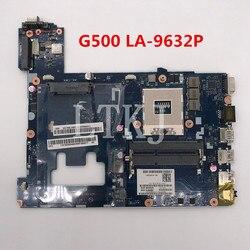 Haute qualité pour G500 ordinateur portable carte mère VIWGP/GR LA-9632P SLJ8E HM76 DDR3 100% entièrement testé