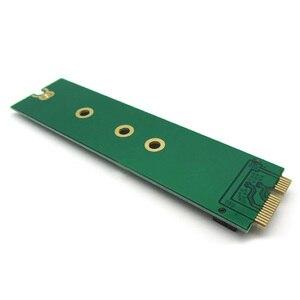 Image 2 - PCIE PCI express 2 voies M.2 PCI E ssd 30mm 42mm pour Asus EP121 UX21 UX31 fairy XM11 SSD ajouter sur les cartes PCBA