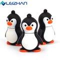 usb flash drive pen drive 32g pendrive 16g 8g 4g lovely penguin cartoon new style Hot Sale pendrive Usb2.0