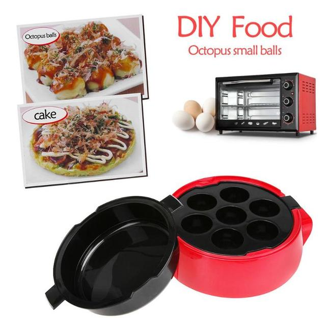 9c32be6149 2 Tier Microwave Ovens Cooking Steamer with Lid 6 Grids Ball Pizza Cake Pan  Steamer Vegetable