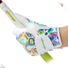 Gloves Golf-Accessories Women's Hand Left Breathable Sheepskin Right Phantom-Color