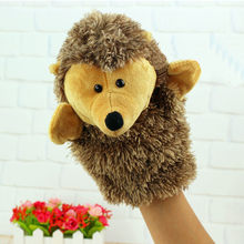 HIINST 2019 NEW Cute Cartoon Animal Doll Kids Change Face Puppet Soft Toys Story Telling APL9 W20D35 P35(China)