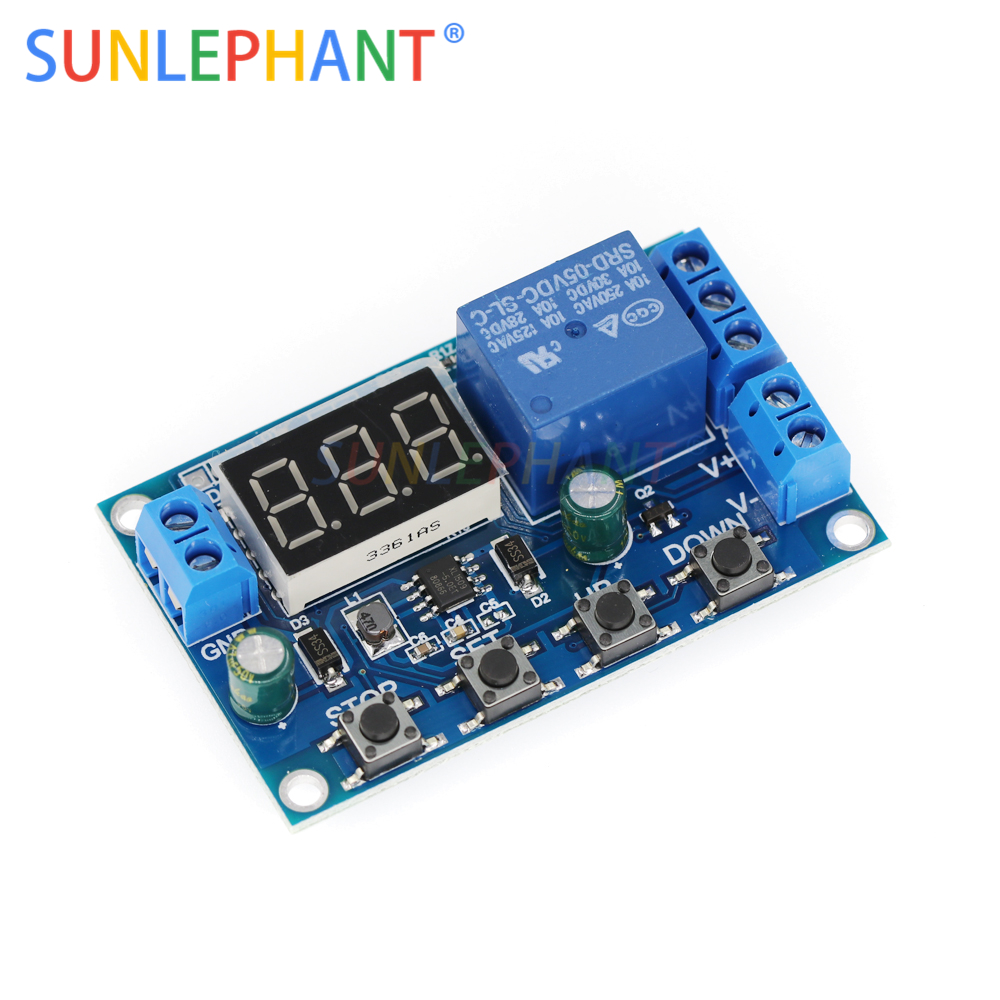 DC 6-40V Battery Charger Board with Over Charge Discharge Protection Module