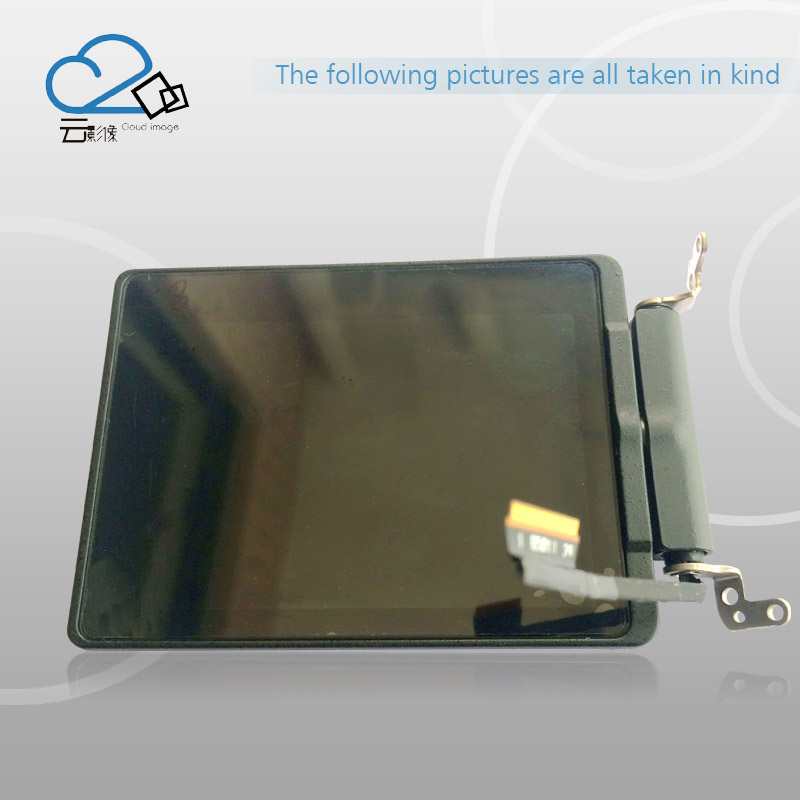Test OK!D5500 back cover LCD screen with cover , flex cable FPC for Nikon D5500 Camera Repair Parts 95%new d7200 back cover for nikon d7200 rear cover button flex with lcd key fpc camera repair parts