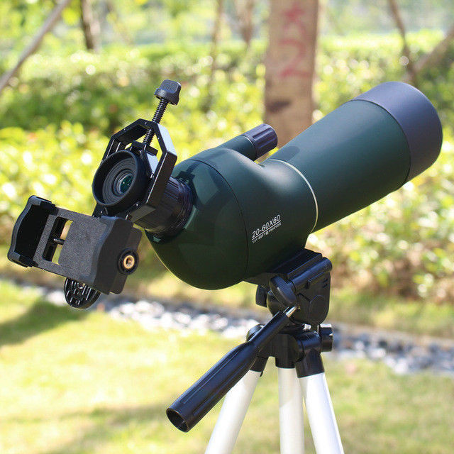 45 Degree Angled eyepiece 60X Zoom Optical Telephoto Camera Clip On Telescope Lens+Standard Table tripod For Mobile Smart Phone practical 8x manual focus telescope for mobile phone lens camera with universal clip