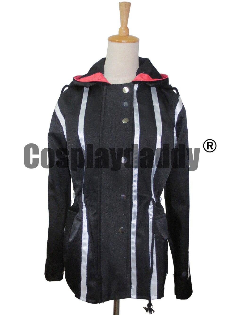 Голодные игры Косплэй Китнисс Эвердин костюм Черная куртка хлопок версия