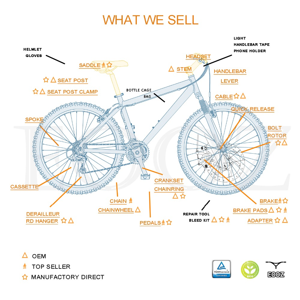 4 PRS Bike bicycle SEMI METAL DISC BRAKE PADS Tektro Gemini Novela IO