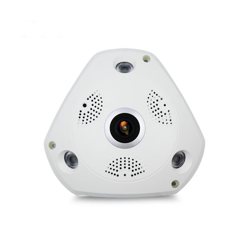 Wifi IP vidvinkel VR-kamera Trådlös 5MP HD Smart 360-graders Fishey - Säkerhet och skydd - Foto 1