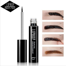 Makeup Cosmetics 3 Color Liphop Waterproof Long-lasting dye Eyebrow Mascara Crean Peel off eyebrow Tint Tattoo Eye brow Gel