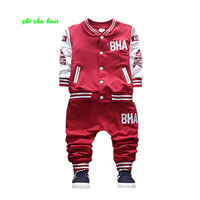 Children S Clothes Boy Clothes 2017 Spring And Autumn Coats And Jackets Pants A Sports Suit