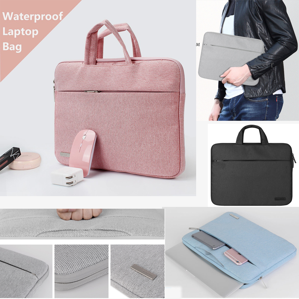 Handbag Bag For Laptop Notebook 11 13 15 15.6 Inch,Sleeve Case For MacBook Air Pro Dell Asus Lenovo HP 13.3 15.4 Drop Shipping