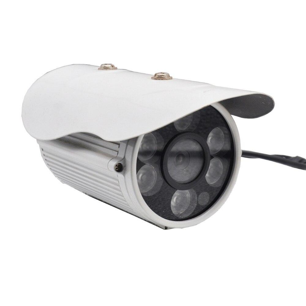 IP 720 12mm Camera Infrared Network Outdoor Waterproof Security Surveillance PAL NTSC BNC CCTV Indoor Camera Home Protect Camera cctv camera housing cover outdoor waterproof protect case for security surveillance camera 154 84 69mm