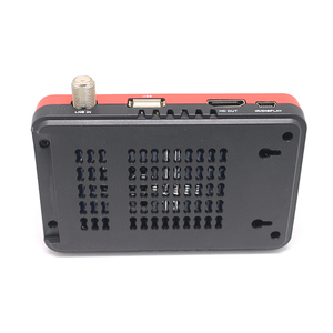 Image 4 - DVB S2 mini DVB TV BOX Ricevitore Digitale Satellitare supporto Biss Youtube IPTV Cccam USB 2.0 + USB wifi dongle set top box