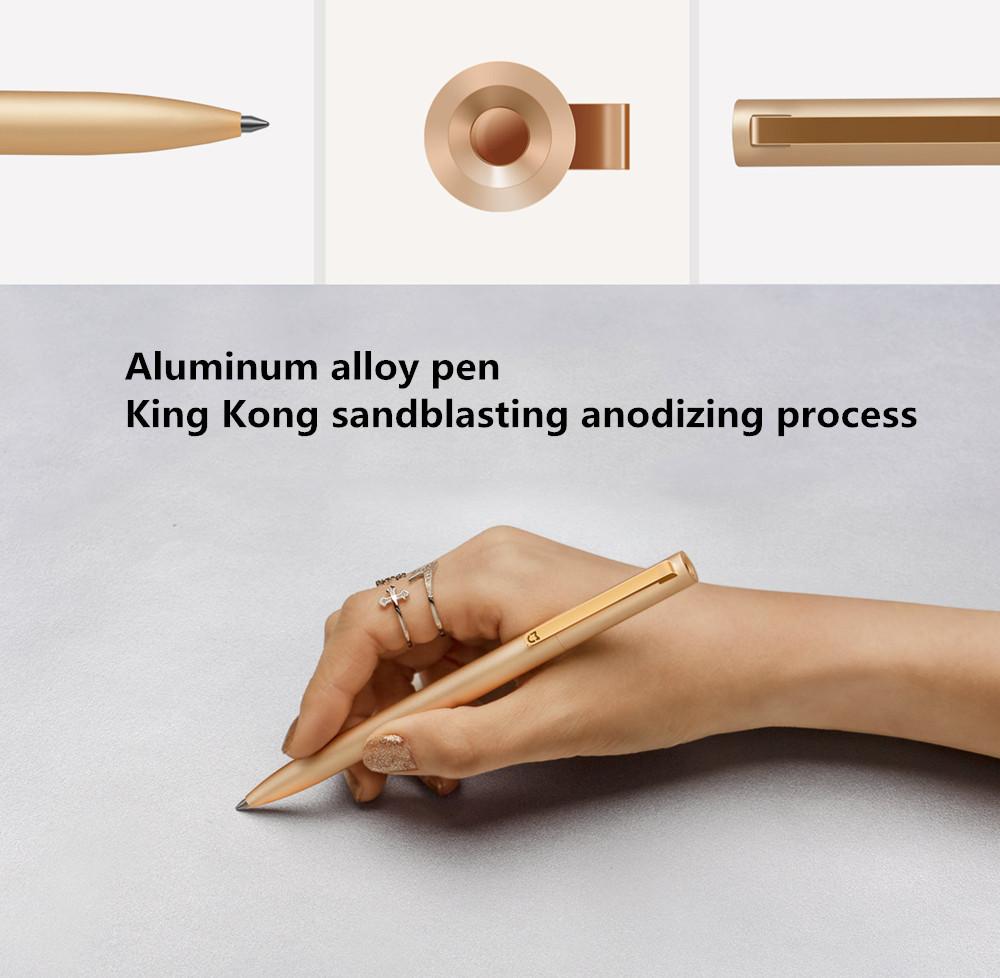 Xiaomi Mijia Metal Sign Pen (2)