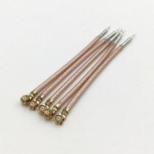 1 шт. IPX U.fl IPEX SMA женский 2 отверстия фланец крепления Панель Джек RG178 коаксиальный Соединительный кабель разъем 5 Высота каблука 10 см или 15 см 20 см 30 см 50 см