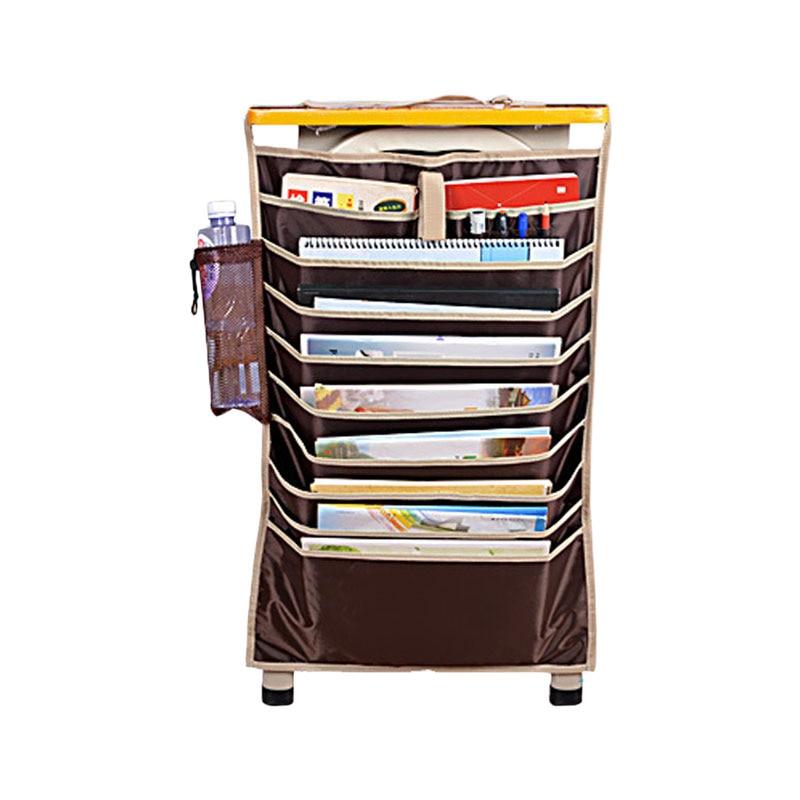 Új állítható asztali tankönyvek Szervező táska asztali - Szervezés és tárolás - Fénykép 5