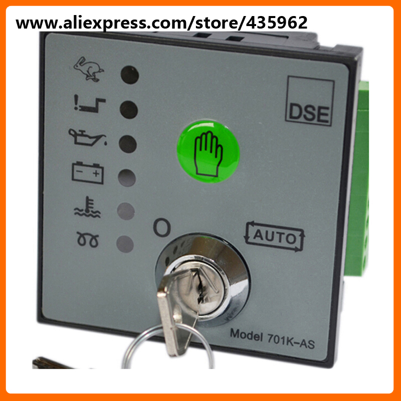 DSE701 AS Auto Controller for Diesel Generator Set high quality цена 2017