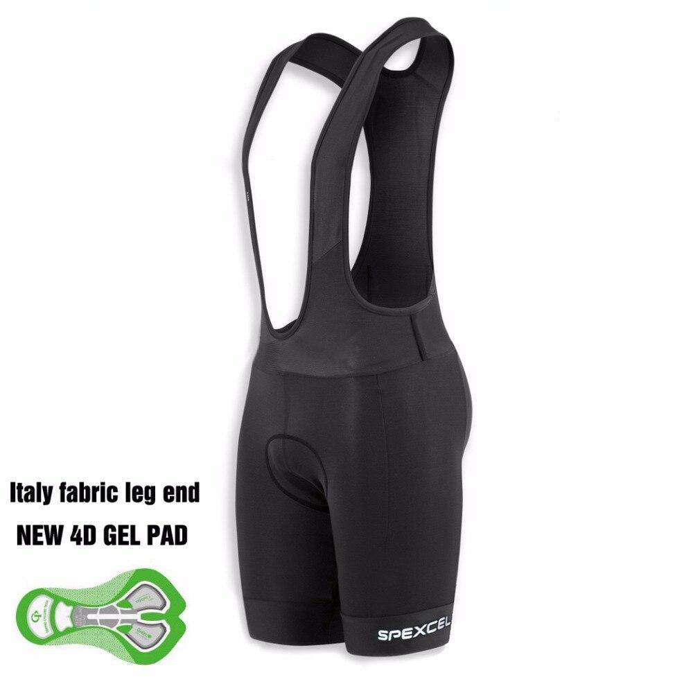 Prix pour Dernières haute qualité cuissard course classique bas de vélos Ropa Ciclismo vélo pantalon 4D gel pad Italie Silicium pinces à jambe