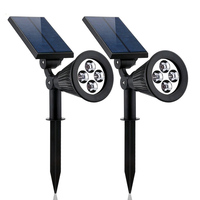 Multifunctional Solar Wall Lamp