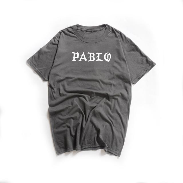 Kanye West PABLO T skjorte