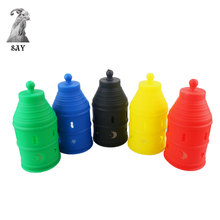 SY 1PC Big Size Silicone Hookah Wind Cover,Wind screen For Shisha Sheesha Chicha Narguile Accessories Gadget