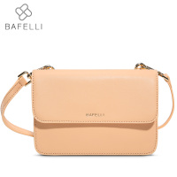 BAFELLI Shoulder Handbags Fashion Luxury China Mini Flap Crossbody Bag Red Black Hot Sale Bolsa Feminina