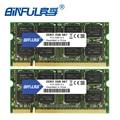 Binful DDR2 4 GB (2x2 GB) 667 MHz PC2-5300 800 MHz PC2-6400 de doble canal para portátil memoria Ram