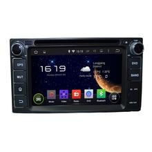 Android 7.1 DAB+3G OBD Radio WIFI DVD Bluetooth Car GPS Navigation For TOYOTA  RAV4  Corolla  Vios  Hilux Land Cruiser Terios