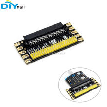 Edge Breakout I/O Expansion Board for BBC Micro:bit Microbit kinco k523 08dr i o expansion module 100