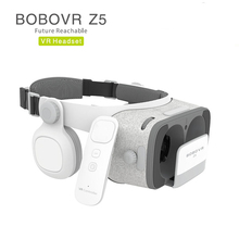 Bobo Bobovr Z5 Casque VR Box Virtual Reality Glasses 3 D 3d Goggles Headset Helmet For Smartphone Google Cardboard Smart Phone