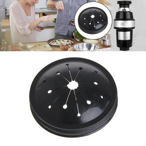 Splash-Guard Vegetables Waste-Disposer-Parts Rubber Food Garbage for And U1JE Replacement