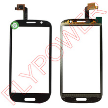 For THL W8 W8s MTK6589 1280×720 FH4 HD Version Touch Screen Digitizer By Free Shipping; Black; 100% Warranty
