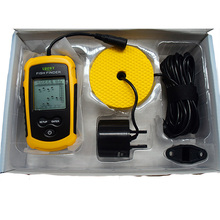 Lucky FF1108-1 Portable Sonar Alarm Fish Finder