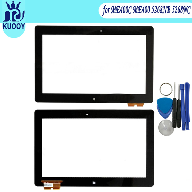 US $37 0 |Touch Panel for ASUS VivoTab Smart ME400C ME400 5268NB 5268NC  10 1 inch Touch Screen Digitizer Glass Sensor +tools-in Mobile Phone Touch
