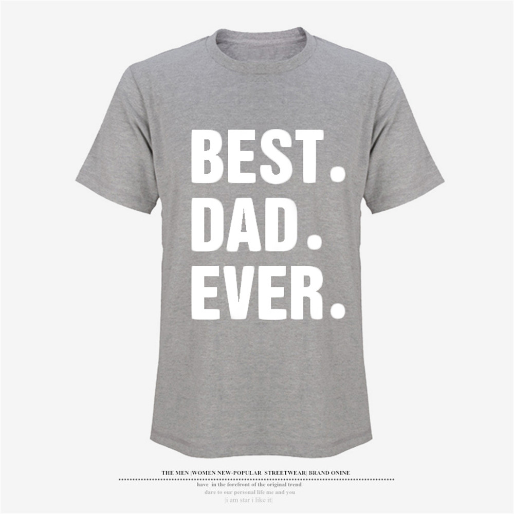 445eaf45 Detail Feedback Questions about Skipoem Funny T Shirt Best Dad Ever ...
