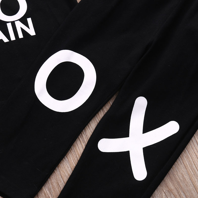 Toddler-Kids-Baby-Boy-Clothes-Set-Outfits-Clothes-No-pain-no-gain-T-shirt-Top-Short-Sleeve-Pants-2pcs-Boys-Clothing-Set-4