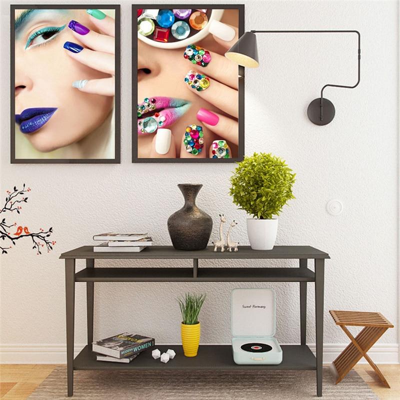 Home, Canvas, Modern, Poster, Decor, Salon