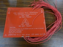 Large size PCB Heated bed MK2A 328*328mm for RepRap Free shipping