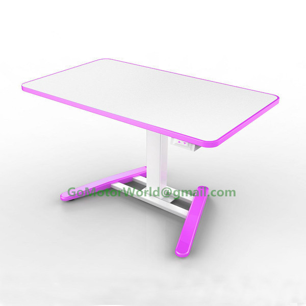 Gomotorworld adjustable height student table
