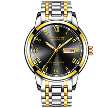 Men Waterproof Date Stainless Luxury Wrist Watches Chronograph Business Quartz Watches Relogio Masculino montre homme saat 2019 все цены