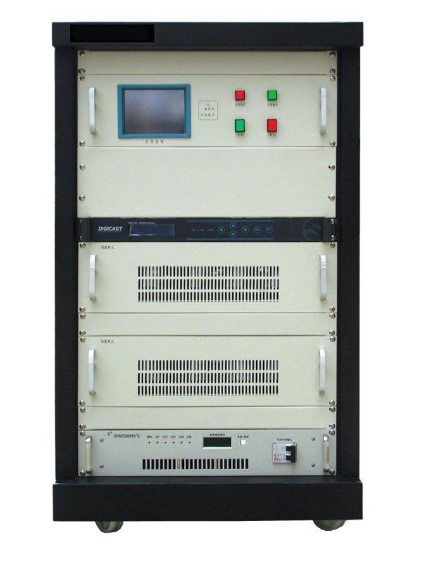 Czh518a-100w УКВ Все Твердотельный dvb-t ТВ сигнала в эфир передатчик цифрового ТВ вещание оборудование