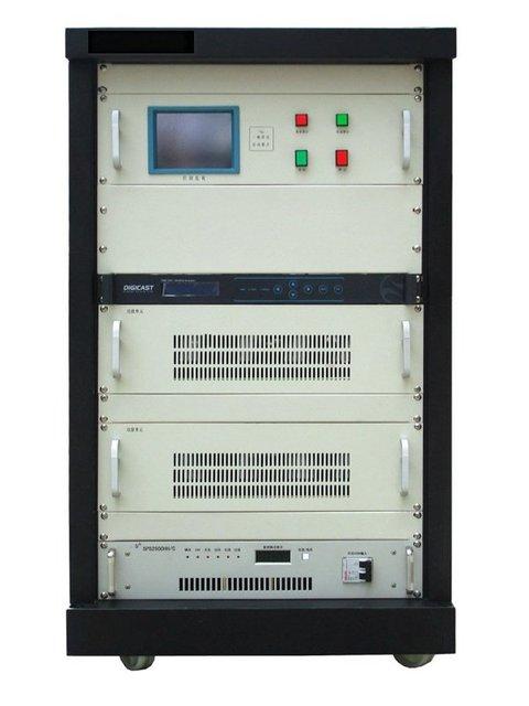 CZH518A 100W VHF UHF All Solid State DVB T TV Signal