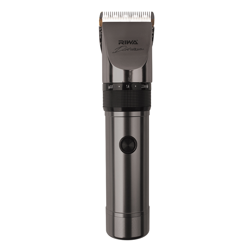 Riwa Professional Hair Clipper X9 High Power World Wide Common Voltage Smooth Quiet Hair Cutter Safety