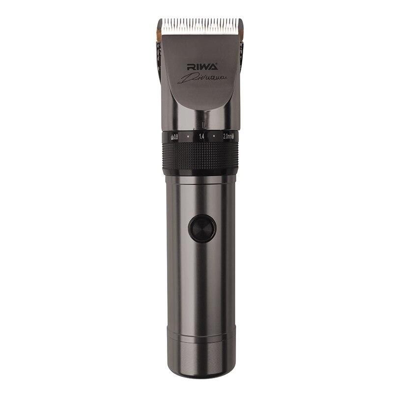 Riwa professionnel tondeuse à cheveux X9 haute puissance dans le monde entier tension commune lisse silencieux coupe-cheveux sécurité tondeuse à cheveux