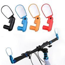 Горячее предложение, Велосипедное Зеркало для велосипеда, универсальное регулируемое зеркало заднего вида для горного велосипеда, руль, зеркало заднего вида для велосипеда, аксессуары