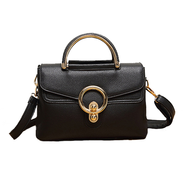 2018 Special Offer Classic Female Leather Shoulder Bag Casual Tote Women  Handbag Vintage Satchels Large Capacity d10db6a1f4a35